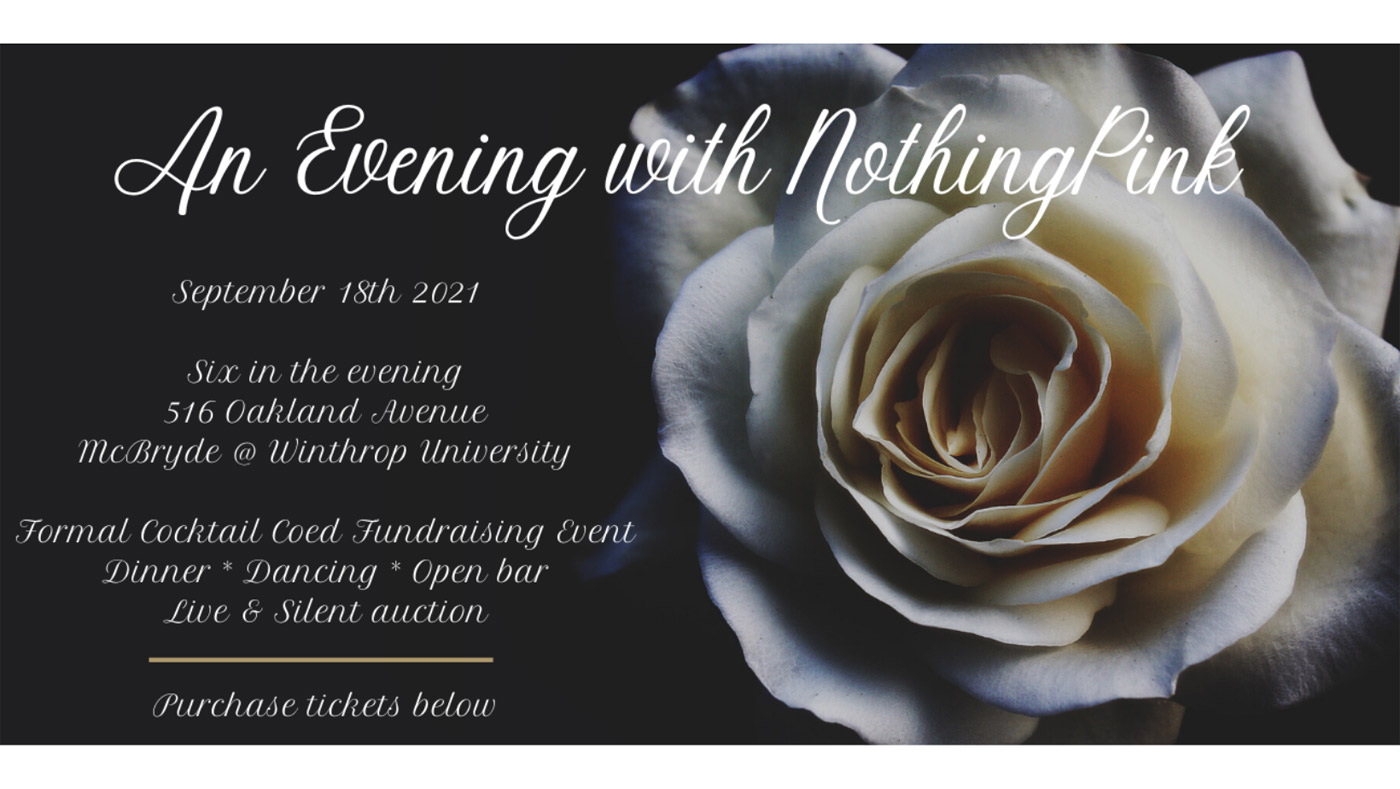 2021 Nothing Pink Annual Fundraiser